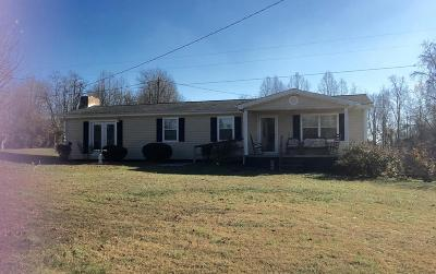 Lafollette Single Family Home For Sale: 258 Coolidge Rd
