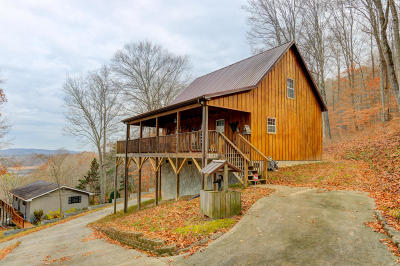 Union County Single Family Home For Sale: Jess Perry Rd