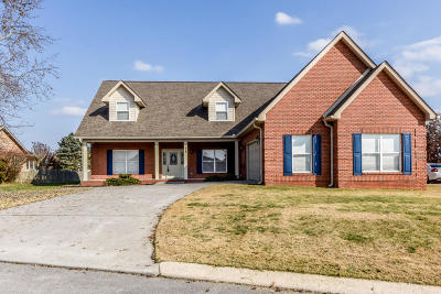 Maryville Single Family Home For Sale: 314 Woodsboro Lane