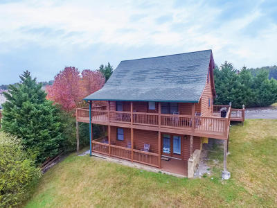 Pigeon Forge Single Family Home For Sale: 2809 Seth Rd