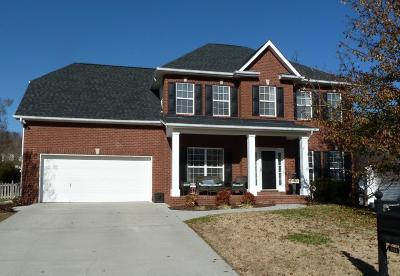 Knoxville Single Family Home For Sale: 3324 Gose Cove Lane
