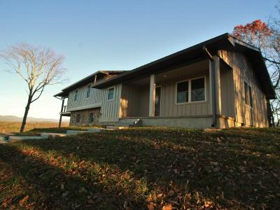 Tellico Plains Single Family Home For Sale: 001 Highway 68