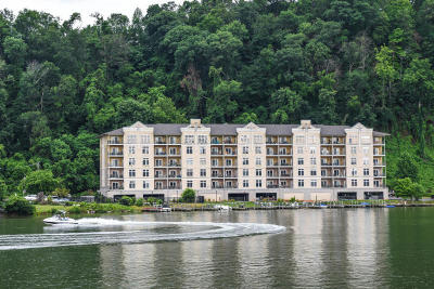 Knoxville Condo/Townhouse For Sale: 3001 River Towne Way #Apt 501