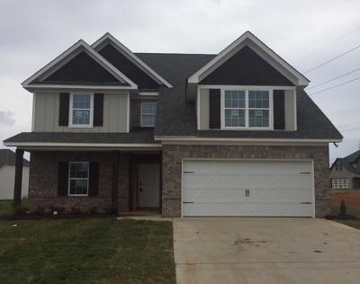 Maryville Single Family Home For Sale: Lot 22 Parks Place
