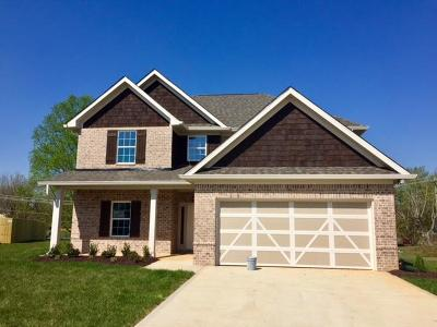 Maryville Single Family Home For Sale: Lot 28 Parks Place