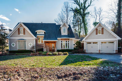 Knoxville Single Family Home For Sale: 4708 Calumet Drive