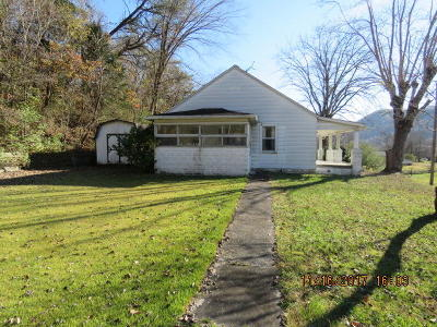 Rocky Top Single Family Home For Sale: 130 Riggs Lane