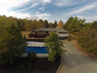 Sweetwater Single Family Home For Sale: 436 Raby Rd