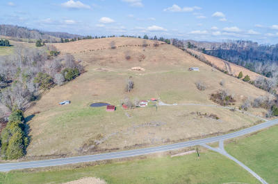 Washburn Residential Lots & Land For Sale: 501 Hogskin Valley Rd