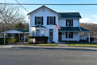 Oliver Springs Single Family Home For Sale: 310 W Spring St