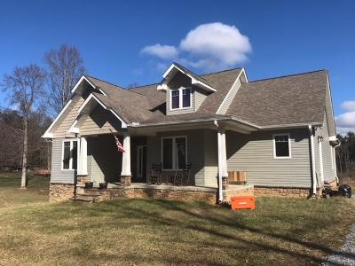 Tellico Plains Single Family Home For Sale: 106 Mason Rd