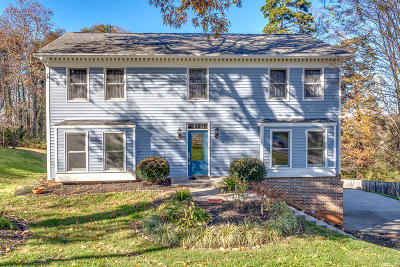 Knoxville Single Family Home For Sale: 9924 Crestline Drive