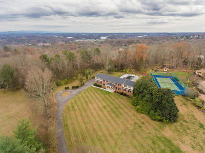 Knoxville Single Family Home For Sale: 539 Windswept Lane