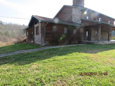 Oliver Springs Single Family Home For Sale: 5764 Harriman Hwy