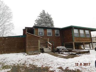 Pigeon Forge Single Family Home For Sale: 838 Cain Hollow Rd