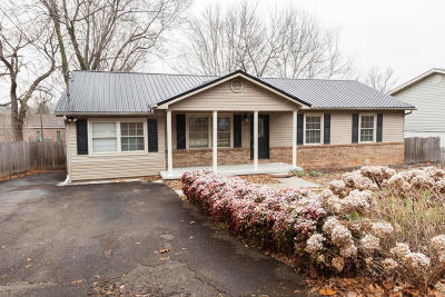 Blount County, Knox County Single Family Home For Sale: 7427 Westridge Drive
