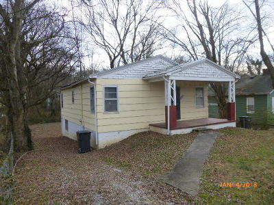 Knoxville Single Family Home For Sale: 4108 Catalpa Ave