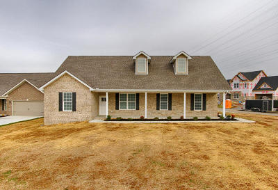 Knoxville Single Family Home For Sale: 6303 Knightsboro Rd