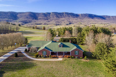 Campbell County Single Family Home For Sale: 151 Fincastle Drive