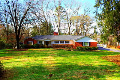 Knoxville Single Family Home For Sale: 2109 Manor Rd
