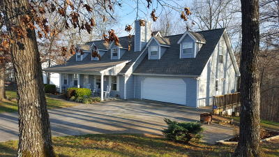 Lenoir City Single Family Home For Sale: 1104 Bird Rd