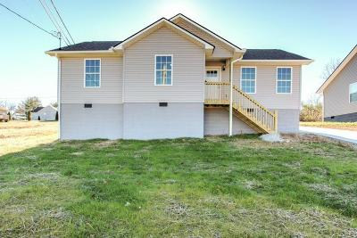 Lafollette Single Family Home For Sale: 164 Sandy Circle