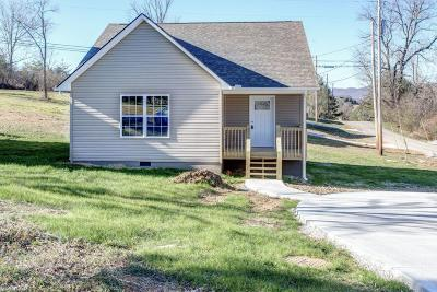 Lafollette Single Family Home For Sale: 176 Sandy Circle