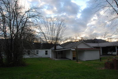 Middlesboro Single Family Home For Sale: 2814 State Hwy 441
