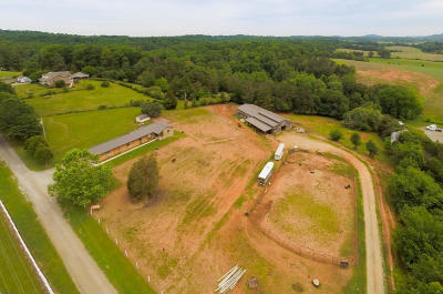 Loudon Single Family Home For Sale: 15342 Hotchkiss Valley Rd