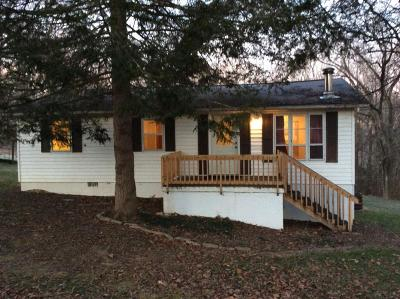 Single Family Home For Sale: 1471 Harold Patterson Rd