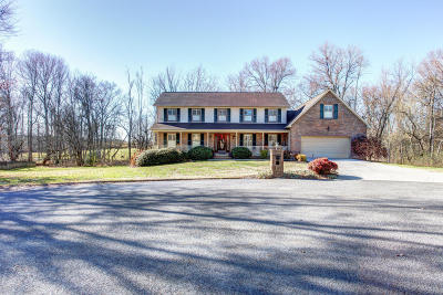 Knoxville Single Family Home For Sale: 7217 Ambassador Place