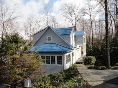 Anderson County, Campbell County, Claiborne County, Grainger County, Union County Single Family Home For Sale: 1985 Cove Point Rd