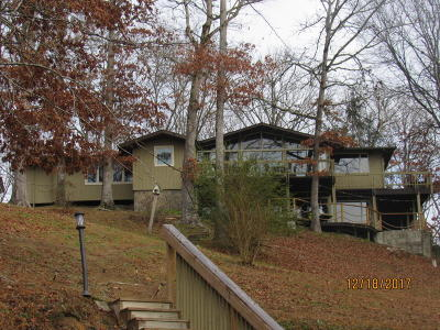 Anderson County, Blount County, Knox County, Loudon County, Roane County Single Family Home For Sale: 1290 New Midway Rd