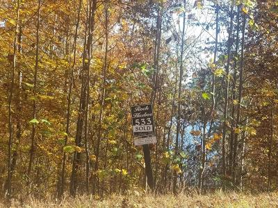 Rock Harbor, Rock Harbor Ii Sect I, Rock Harbor Ii Sect Iii A, Rock Harbor Ii Sect Iii B, Rock Harbor, Norris Lake, Rock Harbor Ii Section 1, Rock Harbor Phase 1 Residential Lots & Land For Sale: Lot 533 Garnet Tr