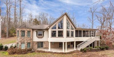 Anderson County Single Family Home For Sale: 395 Lakeview Lane