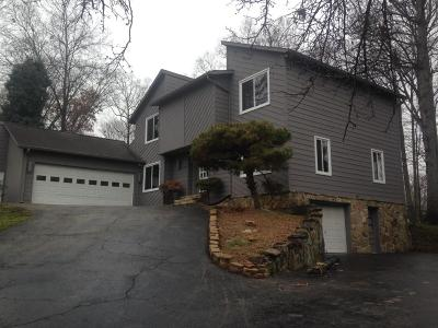 Morristown Single Family Home For Sale: 5700 Big Elm
