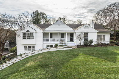 Knoxville Single Family Home For Sale: 6412 Sherwood Drive