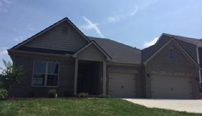 Maryville Single Family Home For Sale: 117 Rillwood Lane