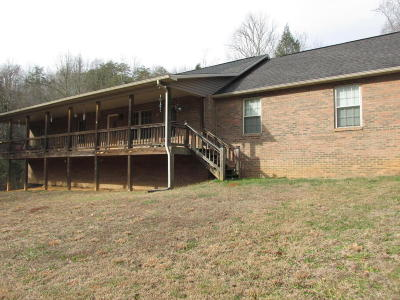Maryville Single Family Home For Sale: 2051 Knob Rd