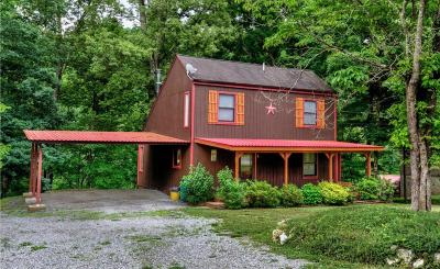Campbell County Single Family Home For Sale: 389 Clear Lake Drive