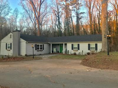 Knoxville Single Family Home For Sale: 4729 Sunset Rd