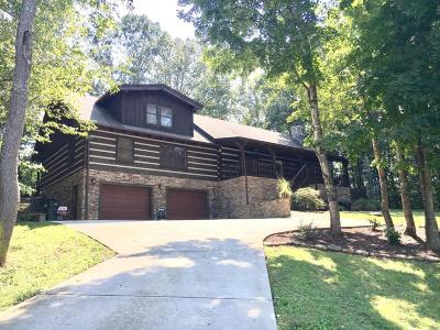 Greenback Single Family Home For Sale: 215 Northshore Drive