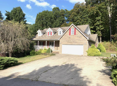Middlesboro Single Family Home For Sale: 242 Windermere Drive
