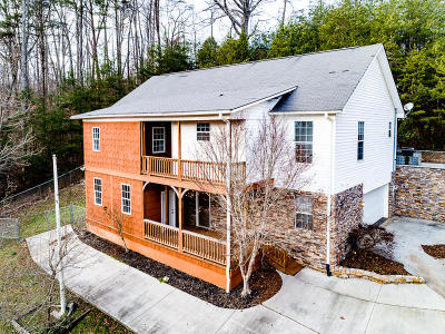 Rocky Top Single Family Home For Sale: 114 Deertrail Lane