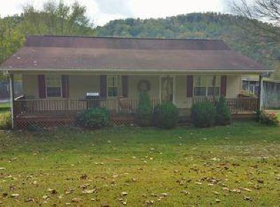 Thorn Hill Single Family Home For Sale: 1592 Dry Valley Rd.