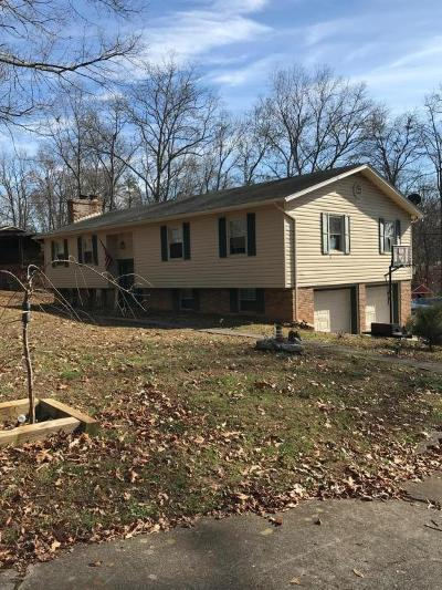 Morristown Single Family Home For Sale: 1959 Dove St