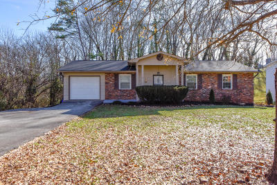 Knoxville TN Single Family Home Pending - Continue To Show - F: $149,900