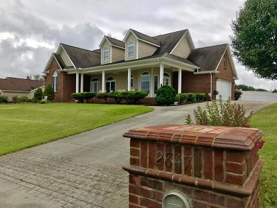 Morristown Single Family Home For Sale: 2847 Scenic Lake Circle