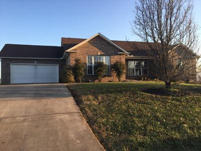 Sevier County Single Family Home For Sale: 2660 Covington Circle
