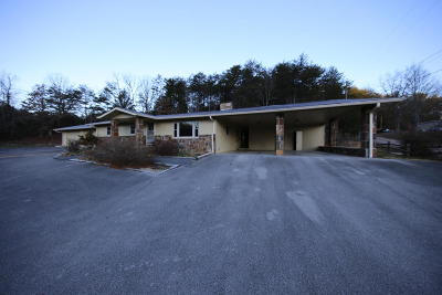 Pigeon Forge Single Family Home For Sale: 1134 Wears Valley Rd